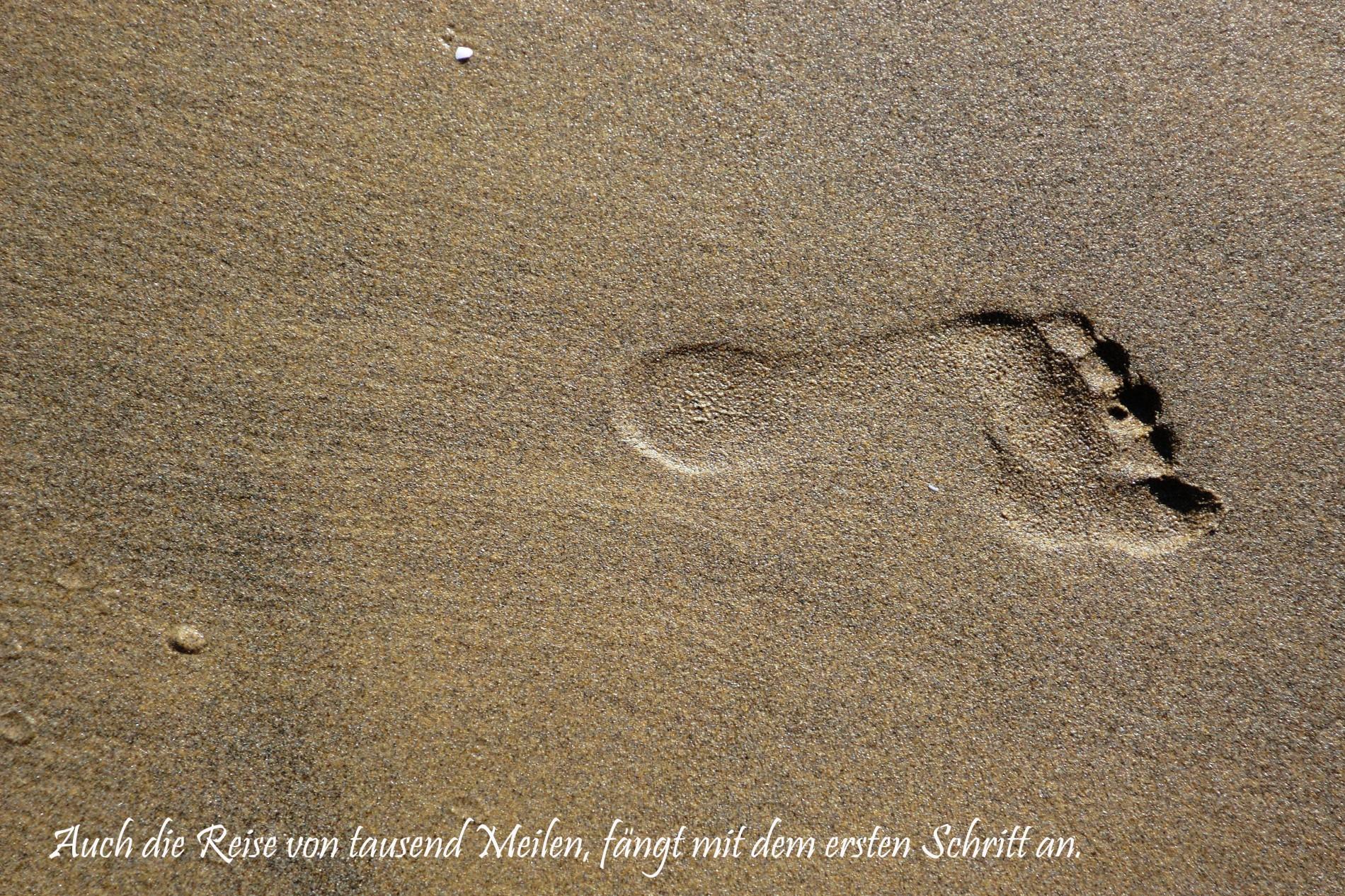 Fußabtritt-im-Sand