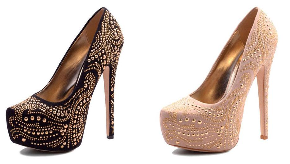 3cb5157691b692 high heels mit nieten – Pretty Little Page