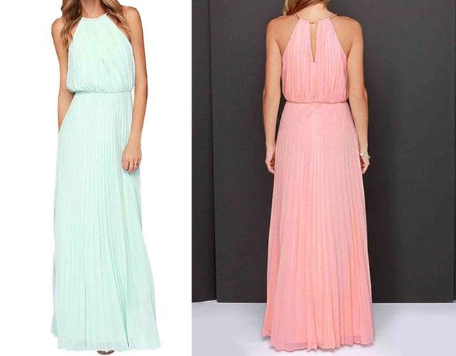 hellblaues-und-rosanes,-langes-tschiffnon-sommerkleid