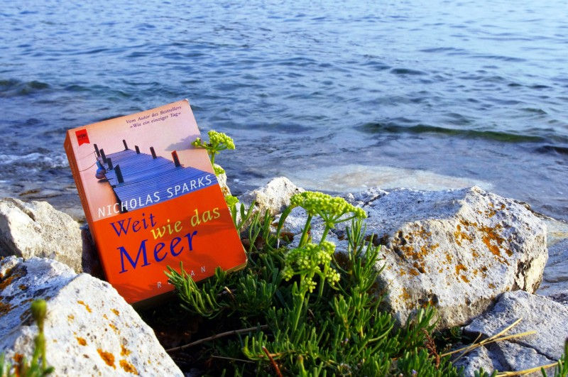 So weit wie das Meer, Nicholas Sparks