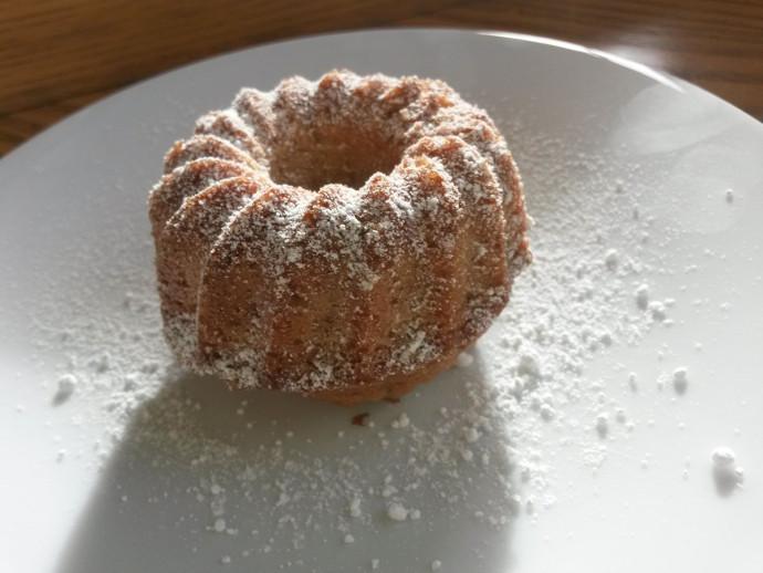 Muffin lecker und schmackhaft