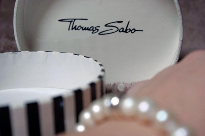 Thomas Sabo armband süßwasserzuchtperlen schmuck