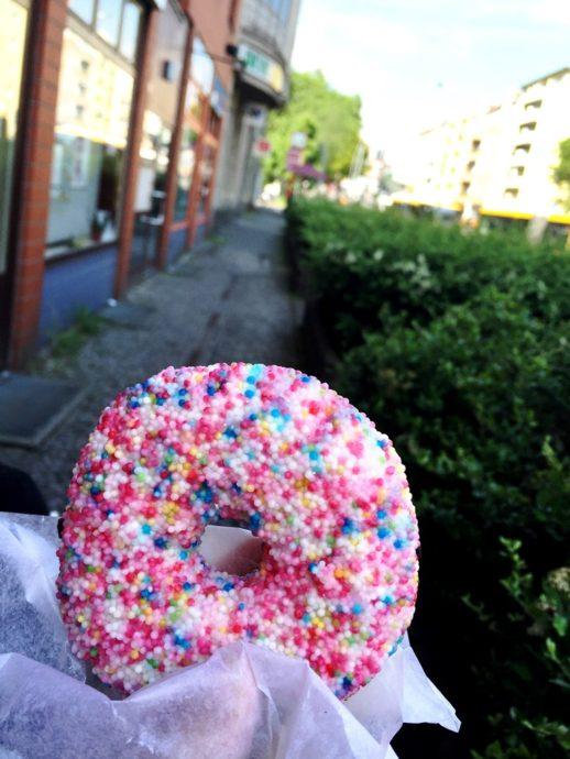 Berlin Donut