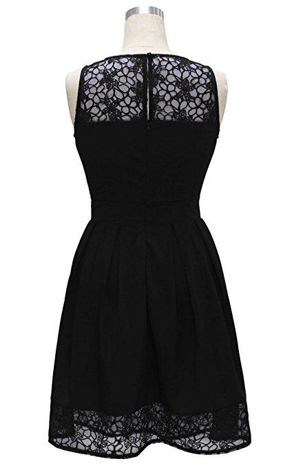 kurzes-schwarzes-kleid-sommerkleid-cocktailkleid-kleid-rueckenansicht